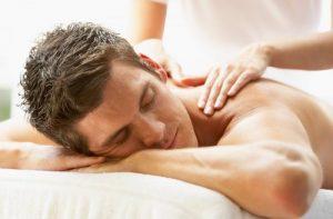 Медицинский массаж.