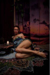Чувственный комплексный эротический массаж Райские наслаждение